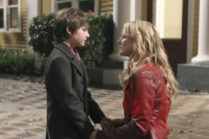 The realtionship that started our story. Even though Emma wanted to disntant herself from Henry, the motherly instinct kicked in and the two have bonded ever since.