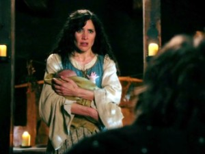 11. Milah: Another inadequate motherly model. She abandoned Bae because of a mistake Rumple made, but Bae overcame that to become the better man in Neal.