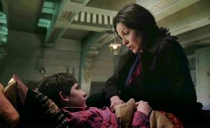 Henry has been the one constant in Regina's life and since the curse has broken has kept Henry her first priority, no matter what.