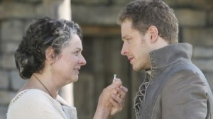 9. Ruth: She gave up her life so Charming and Snow could have children. 'Nuff said.